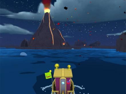 Screenshot von Sea Hero Quest