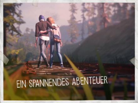 Screenshot von Life Is Strange