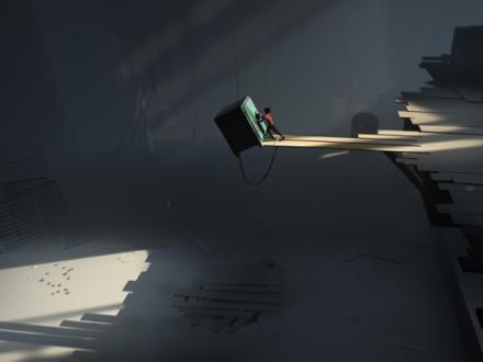 Screenshot von Playdead's INSIDE