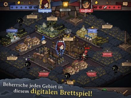 Screenshot von Antihero - Digital Board Game