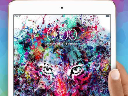 Screenshot von Topchart von Hintergrundbilder