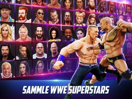 Screenshot von WWE Mayhem