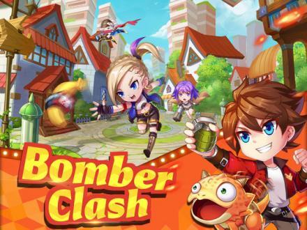 Screenshot von Bomber Clash