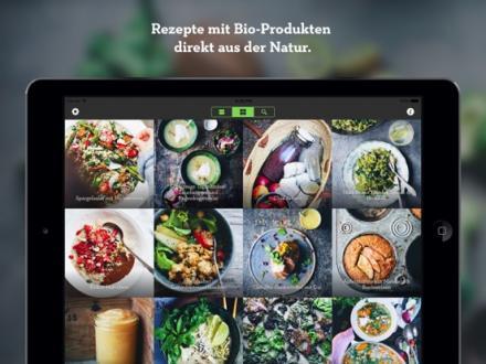 Screenshot von Green Kitchen
