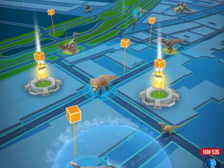 Screenshot von Jurassic World™ Alive