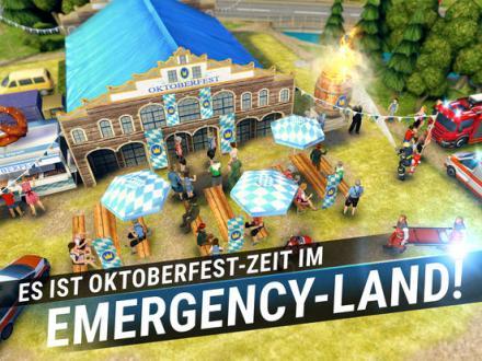 Screenshot von EMERGENCY HQ
