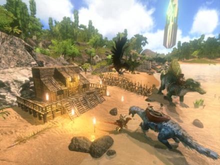 Screenshot von ARK: Survival Evolved