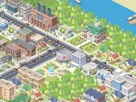 Screenshot von Pocket City