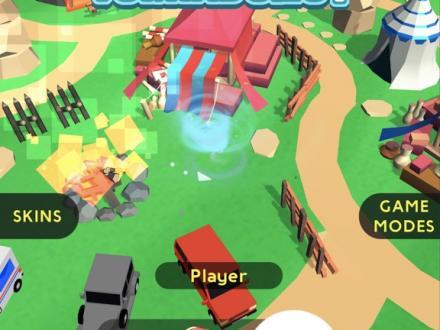 Screenshot von Tornado.io!