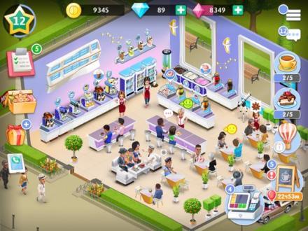 Screenshot von Mein Café - Rezepte & Storys