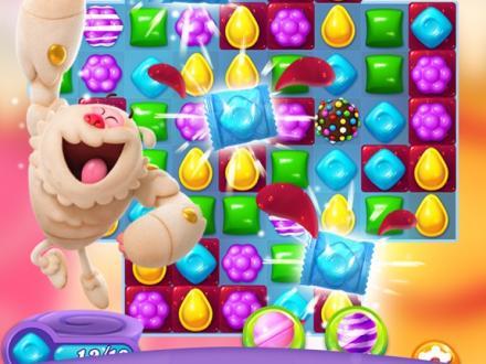 Screenshot von Candy Crush Friends Saga