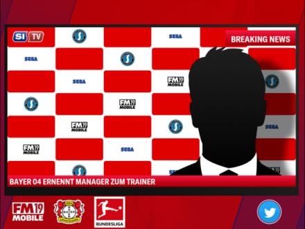 Screenshot von Football Manager 2019 Mobile