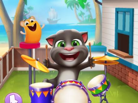 Screenshot von Mein Talking Tom 2