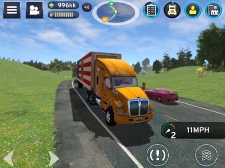 Screenshot von Truck Simulation 19