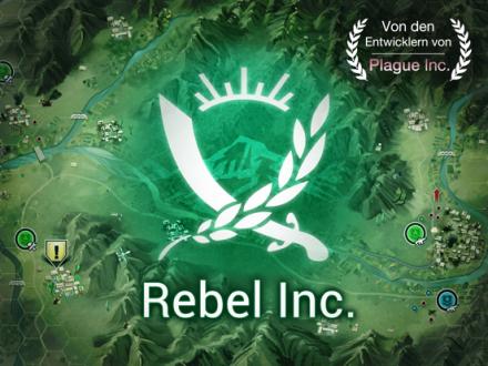 Screenshot von Rebel Inc.