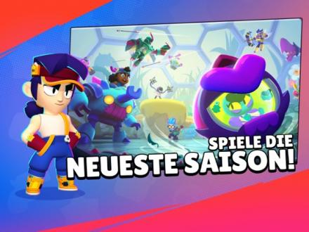 Screenshot von Brawl Stars