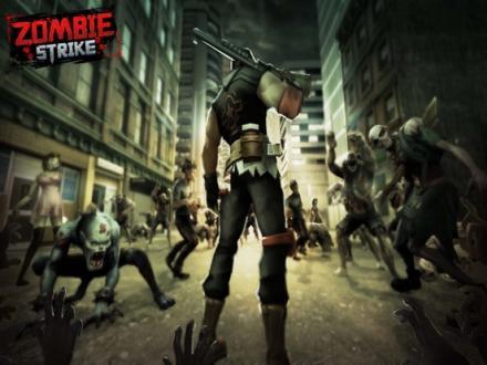 Screenshot von Zombie Strike-Idle Battle SRPG