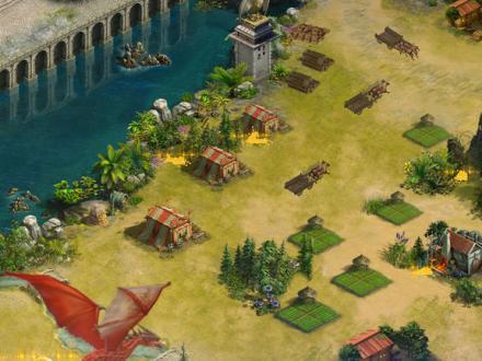 Screenshot von Rise of Lords: Empire War
