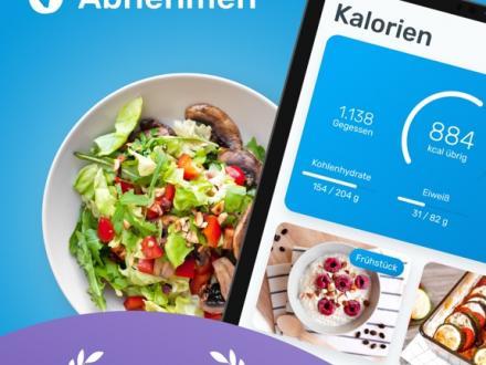 Screenshot von YAZIO Kalorienzähler, Diät App
