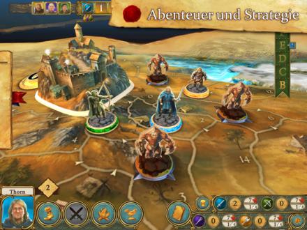 Screenshot von Die Legenden von Andor