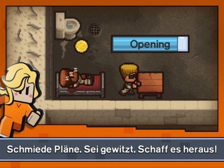 Screenshot von Escapists 2: Taschen-Ausbruch