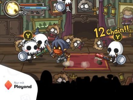Screenshot von Wonder Blade
