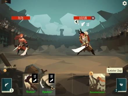 Screenshot von Pirates Outlaws