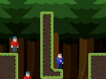 Screenshot von Mr Bullet - Spy Puzzles