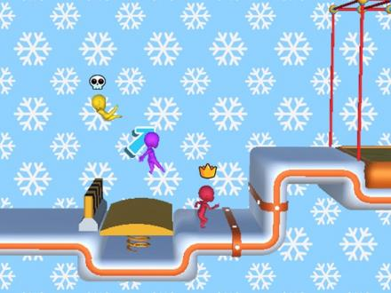 Screenshot von Run Race 3D