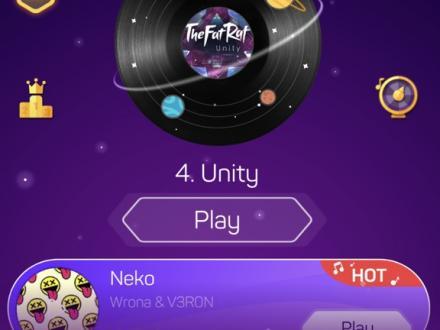 Screenshot von Dot n Beat-Test hand speed