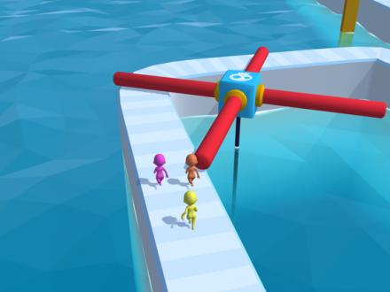 Screenshot von Fun Race 3D