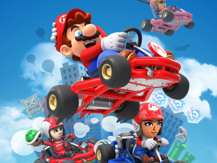 Screenshot von Mario Kart Tour