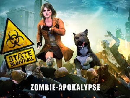 Screenshot von State of Survival: Zombie War