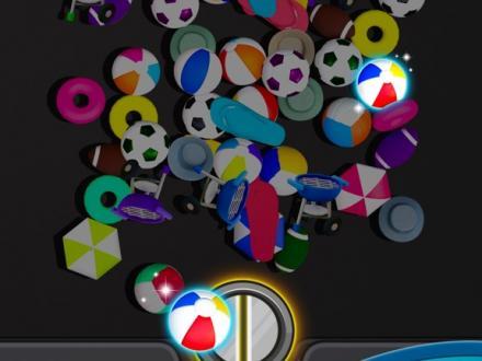 Screenshot von Match 3D