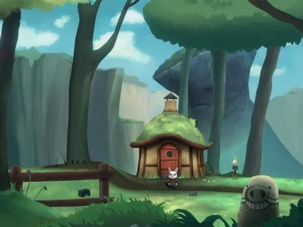 Screenshot von Hogworld: Gnart's Adventure